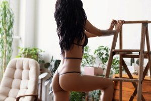 Cyriana thai massage in Franklin LA and vip escort girl